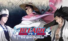 Bleach Brave Souls : Kenpachi en Shikai, Kyôraku et Seinosuke (CFYOW)