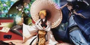 Bleach Brave Souls : Loterie de fin avril avec Halibel, Aizen et Sunsun version Parapluies japonais