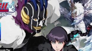 Bleach Brave Souls : Nemuri Nanagô, Mayuri Kurotsuchi et Toshirô Hitsugaya (Zombie) version Arc final