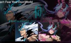 Bleach Can't Fear Your Own World x Brave Souls : Les nouvelles Resurrección de Grimmjow et Nelliel arrivent en avril