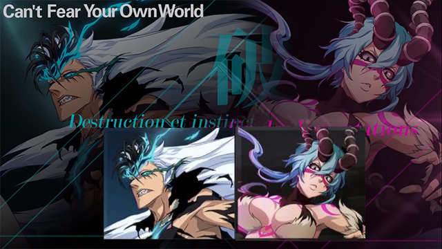 Bleach Can't Fear Your Own World x Brave Souls : Les nouvelles Resurrección de Grimmjow et Nelliel arrivent en avril