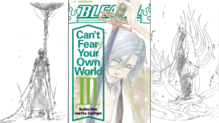 Bleach [Can't Fear Your Own World]: Le Volume 3 dans les meilleures ventes de la semaine et les 3 volumes sont en réimpression