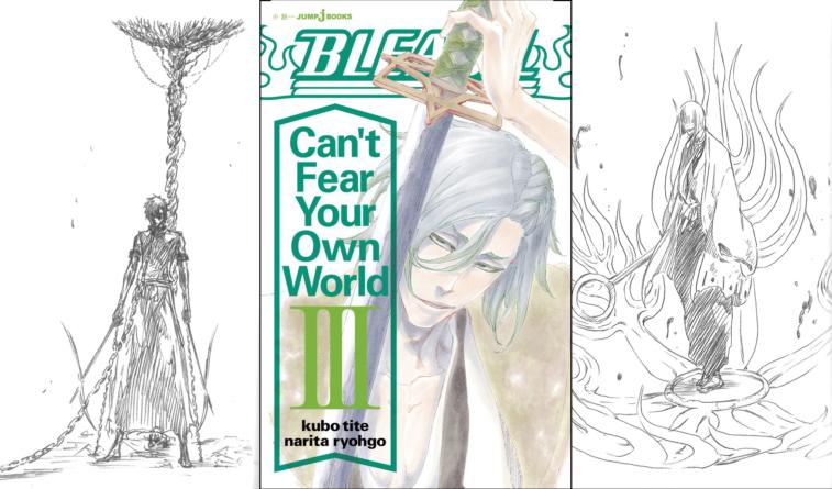 Bleach [Can't Fear Your Own World]: Le Volume 3 dans les meilleures ventes de la semaine et les 3 volumes sont en réimpression