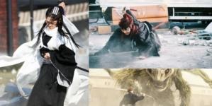 Bleach Film Live: De nouveaux trailers de personnages avec Byakuya, Renji et les Hollows