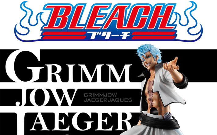 Bleach : Où commander la statuette G.E.M de Grimmjow Jaggerjack