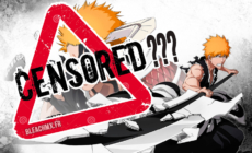 Bleach : Censure de l'arc final de l'anime [Guerre Sanglante de Mille ans] ?