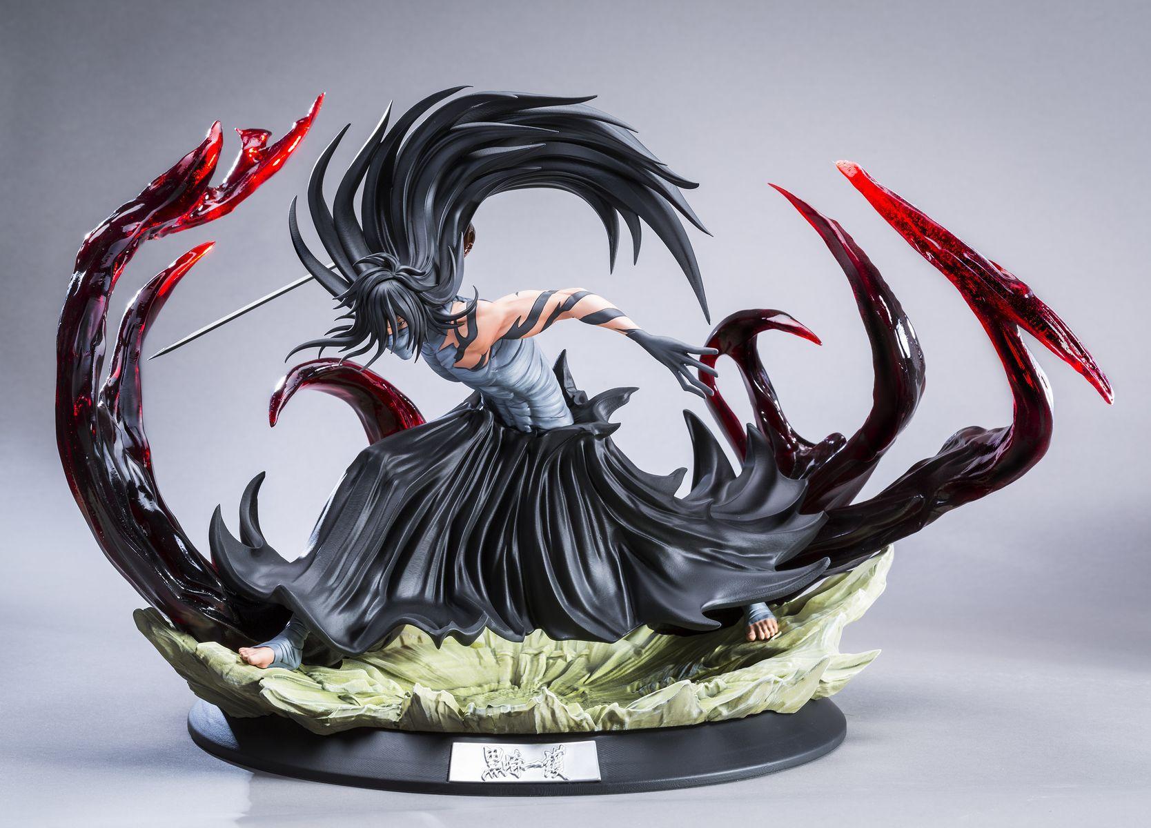 Bleach Ichigo_HQS Tsume Masashi Kudo