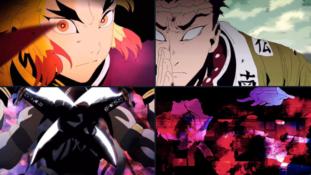 Bleach & Demon Slayer (Kimetsu no Yaiba) : Magnifique fanmade réunissant les deux animes