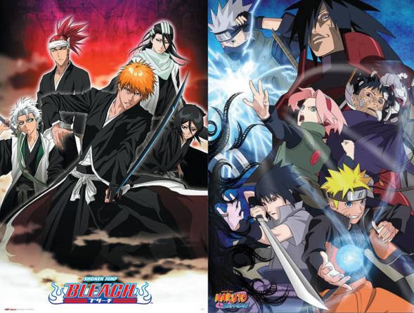 CyberConnect2 travaille sur un nouveau jeu vidéo adaptant un anime (Bleach, Naruto, Demon Slayer ?)