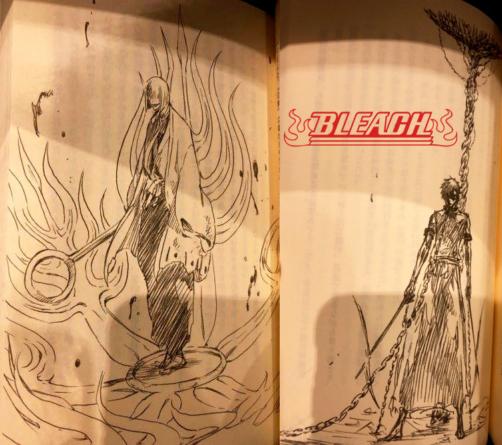 Bleach : On sait enfin tout sur les Bankai de Shinji Hirako et Shūhei Hisagi
