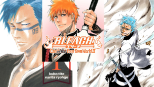 Bleach『Can't Fear Your Own World』: Fan-trailer français des romans