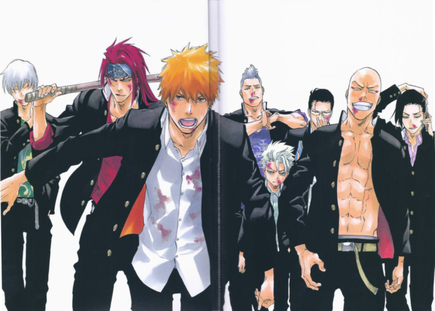 Bleach Jet : L'interview de Tite Kubo