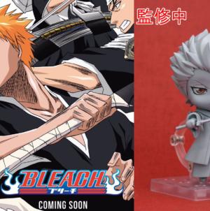 Bleach : Une nouvelle statuette Ichigo et une Nendoroid Hitsugaya annoncées