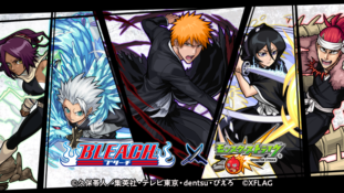 Monster Strike X Bleach : Annonce de la collaboration entre les deux franchises