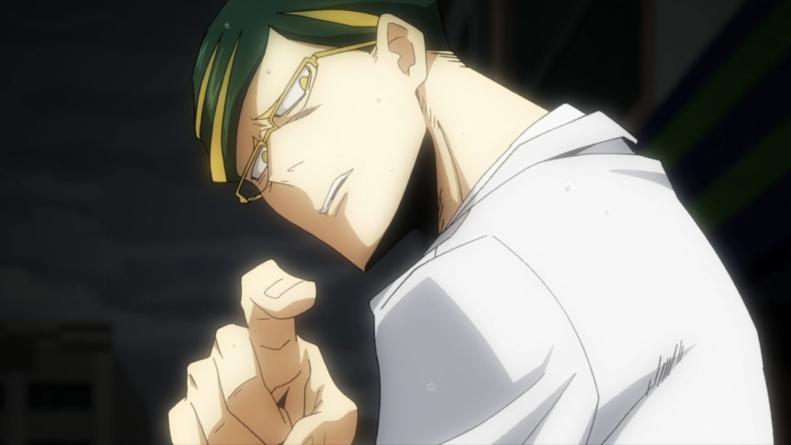My Hero Academia One's Justice 2 : Daté au Japon et premier screenshot de Sir Nighteye