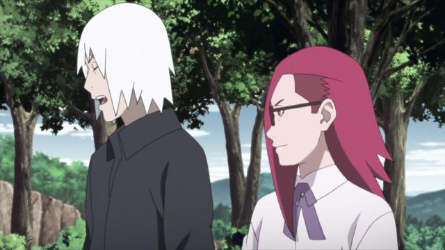 Boruto – Naruto Next Generations épisode 101 : « Les renforts de Jûgo »