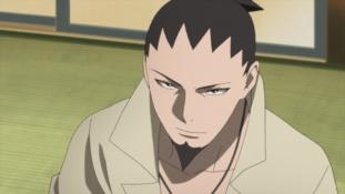 Boruto – Naruto Next Generations épisode 97 : « La décision de Shikadai »
