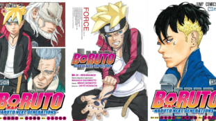 Boruto – Naruto Next Generations : Le manga est transféré dans le magazine V-Jump