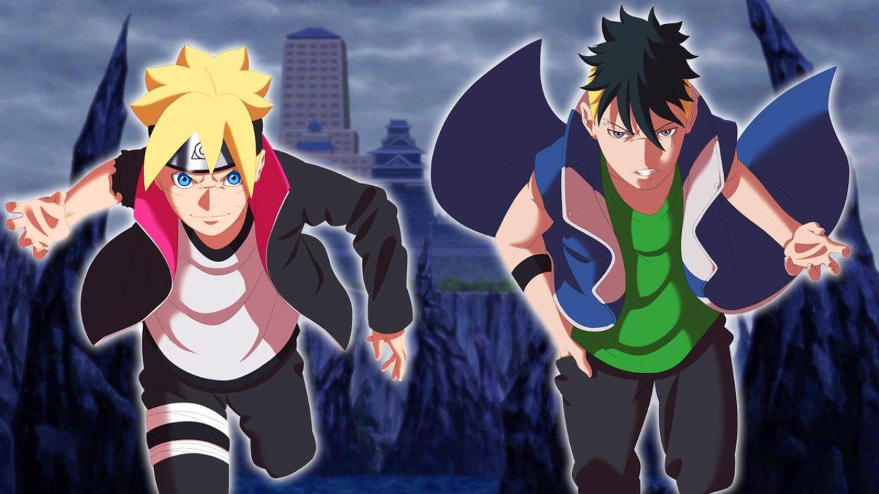 Boruto – Naruto Next Generations : Titres et synopsis des épisodes de  septembre à octobre, l'entraînement