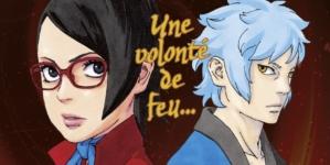 Boruto – Naruto Next Generations chapitre 40 : La technique invisible [REVIEW – IZNEO]