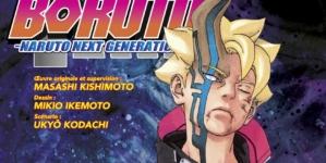 Boruto – Naruto Next Generations chapitre 44 : Amado [REVIEW – IZNEO]