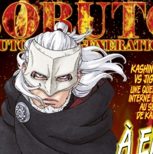 Boruto – Naruto Next Generations chapitre 46 : La nature véritable [REVIEW – IZNEO]