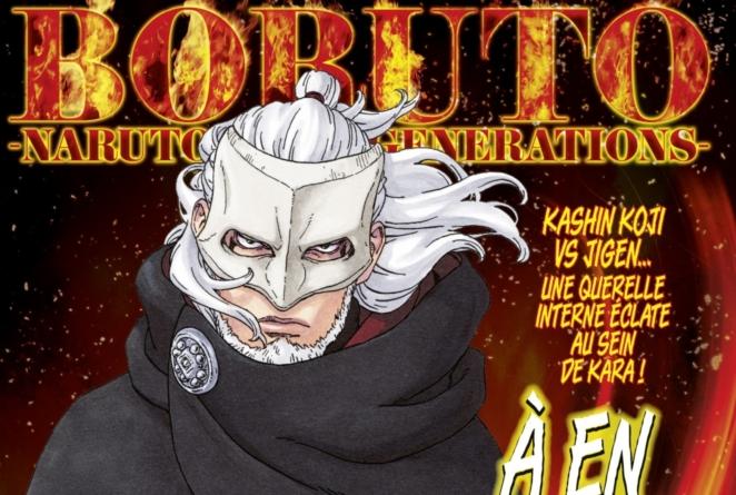 Boruto – Naruto Next Generations chapitre 46 : La nature véritable [REVIEW – IZNEO]