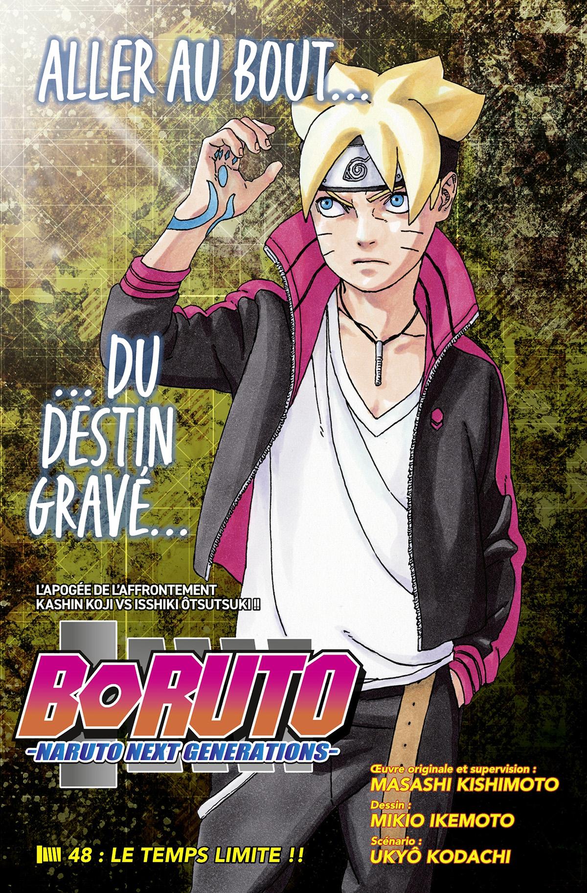 Boruto Naruto Next Generations chapitre 49