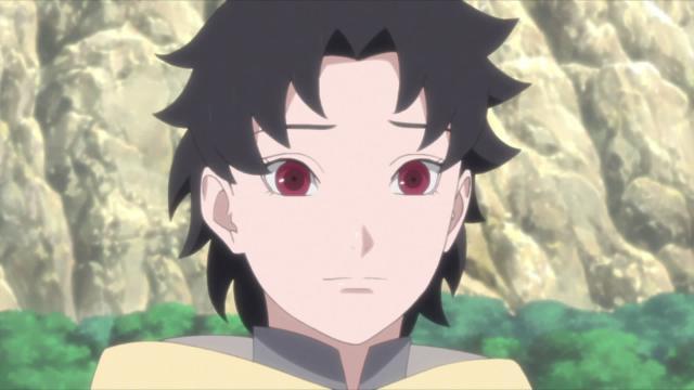 Boruto – Naruto Next Generations épisode 109 : « Chroniques vaporeuses : Les Chips et le Rocher »
