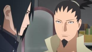 Boruto – Naruto Next Generations épisode 112 : « Un Promu à désigner »