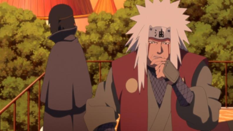 Boruto – Naruto Next Generations épisode 133 : « Le Village sans Sasuke »