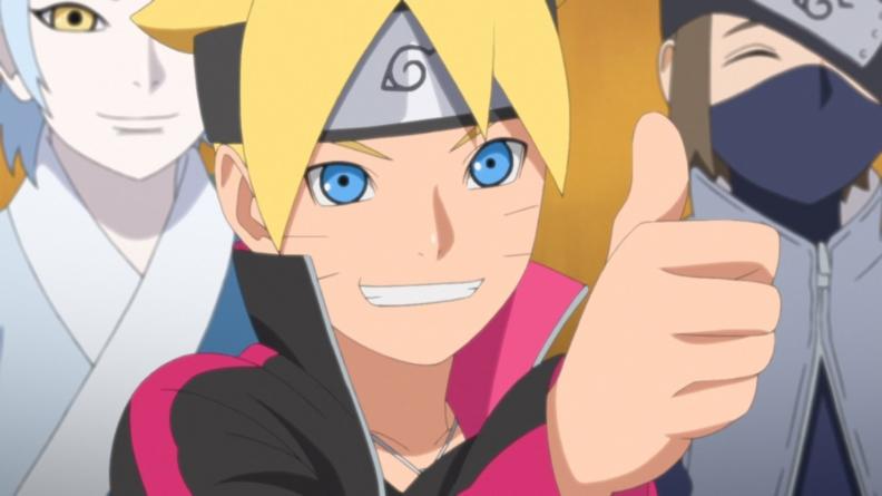 Boruto – Naruto Next Generations épisode 137 : « L'étudiante du Pays des Samouraïs »