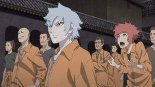 Boruto – Naruto Next Generations épisode 143 : « L'agresseur de Kokuri »