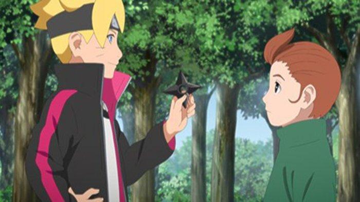 Boruto – Naruto Next Generations épisode 149 : « Amis »