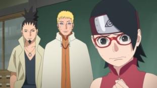 Boruto – Naruto Next Generations épisode 152 : « Éveil au Ninjutsu médical »