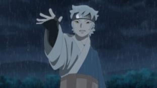 Boruto – Naruto Next Generations épisode 155 [REPRISE] : « Mitsuki, un jour de pluie »