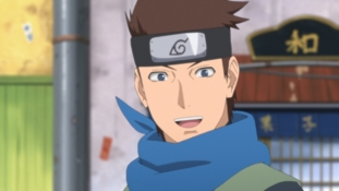 Boruto – Naruto Next Generations épisode 116 : « Konoha-Maru et Lemon »