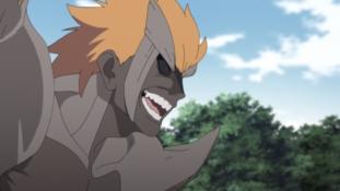 Boruto – Naruto Next Generations épisode 99 : « Jûgo et la Marque Maudite »