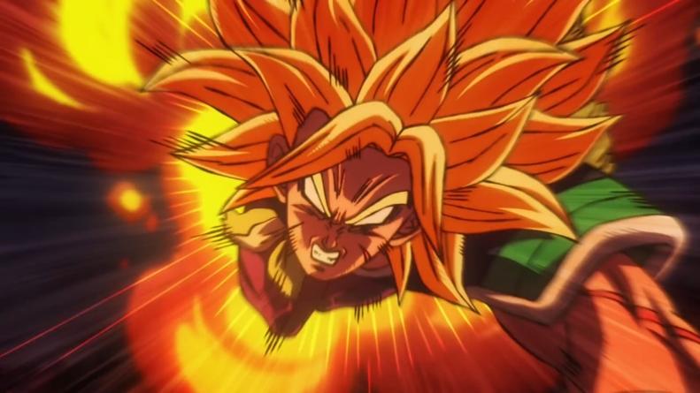 Dragon Ball Super – Broly: [Spoilers] Trailer dévoilant le combat de Broly contre un nouveau personnage