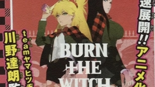 Burn The Witch : Le nouveau manga de Tite Kubo (Bleach) dans le Jump adapté en OAV