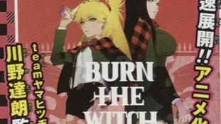 Burn The Witch : Le nouveau manga de Tite Kubo (Bleach) dans le Jump adapté en OAV