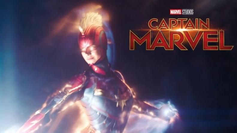 Captain Marvel : La future Boss du MCU était aussi au Super Bowl 2019