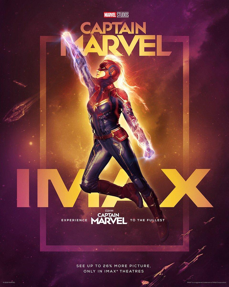 Un nouveau trailer co(s)mique et surpuissant — Captain Marvel