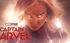 Captain Marvel: Premier trailer