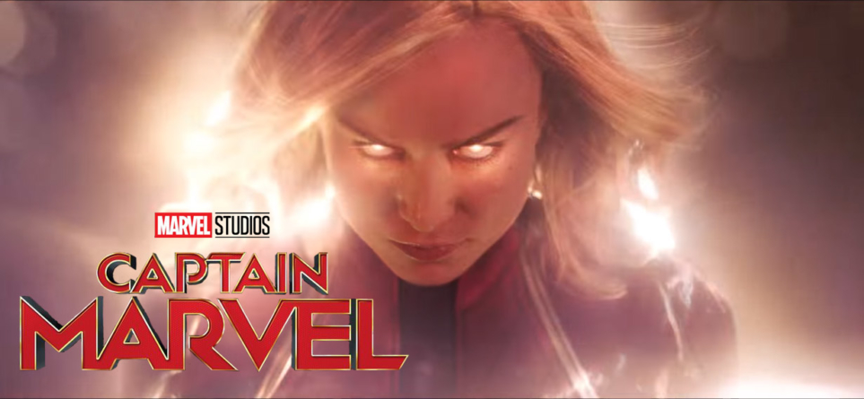 Captain Marvel: Premier trailer