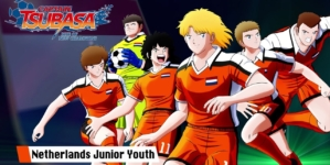 Captain Tsubasa: Rise of New Champions : L'équipe junior des Pays-Bas