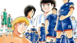 Lancement du Captain Tsubasa Magazine (Olive et Tom) avec un nouveau manga