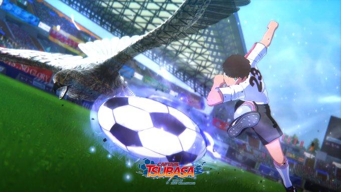Captain Tsubasa: Rise of New Champions : Mode «Nouveau héros», création de personnage