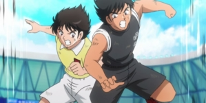 Captain Tsubasa (Olive et Tom 2018) épisode 19: « Match âpre entre Meiwa et Furano ! »