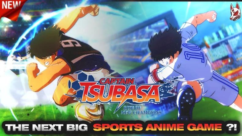 Captain Tsubasa: Rise of New Champions : Gameplay complet du match de la Toho Vs Nankatsu FC